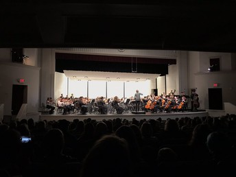 Combined SE Symphony Orchestra and City High Concert Orchestra
