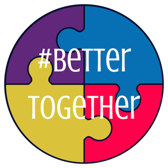 Blazer Button of the Week- #BetterTogether