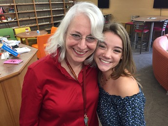 Metta Student of the Month: senior RebeccaProulx