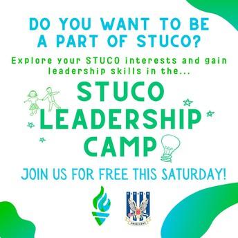 STUCO Leadership Camp