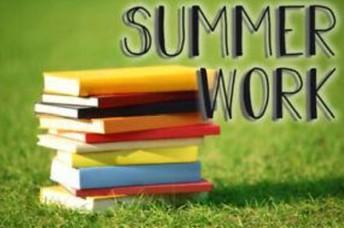 Summer Assignments for English Language Arts & Mathematics