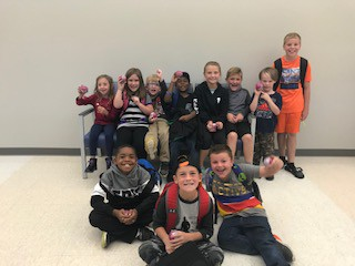 October 11th PBIS Winners