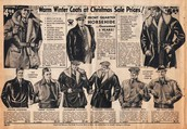 Men's Fashion in the 1930's