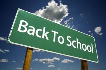 Option 1 Freshmen Go to School October 8