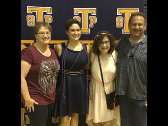 Proud Fiedelman family