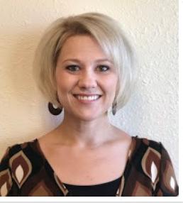 Mrs. Brianna Luper, District Food Service Coordinator