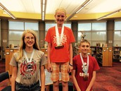 Library Olympic medalists