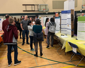 West Linn-Wilsonville Student Scientists Earn Northwest Science Expo Awards