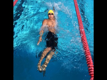 Northgate swimmers make their mark!