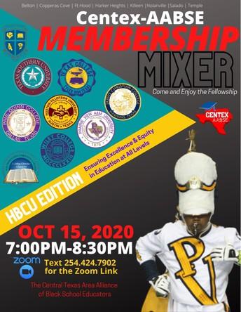 Centex AABSE Mixer