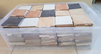 Ceramic Tiles Needed for Science Lab