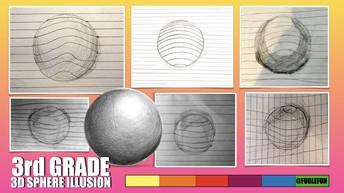 3D Sphere Illusion