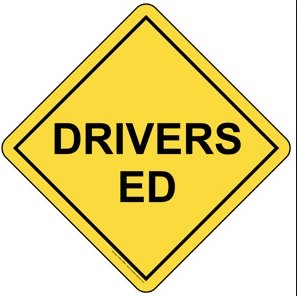 Driver's Education Registration for Fall/Spring/Summer 1/Summer 2