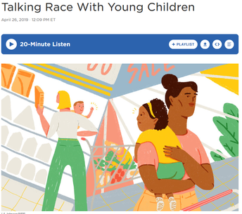 Talking Race With Young Children