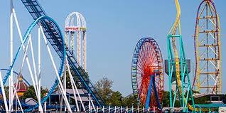 Physics Cedar Point Trip