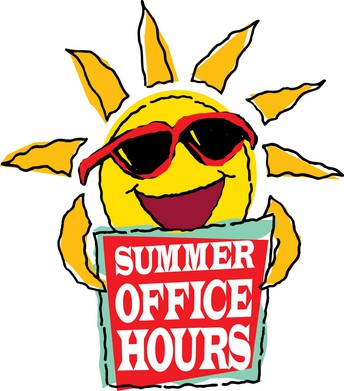 AMES Summer Office Hours