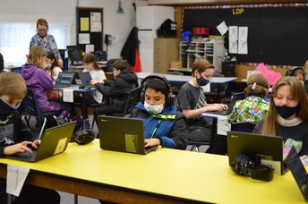 PFSD's levy: Student Technology