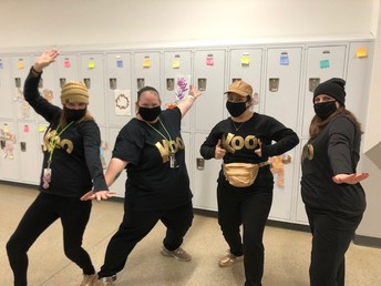 Koo Koo Kangaroo Crew