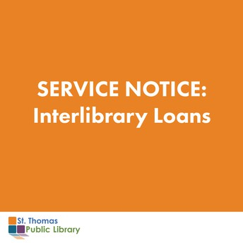 SERVICE NOTICE: INTERLIBRARY LOANS