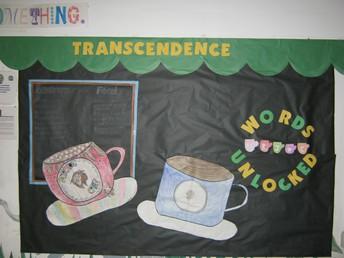 Transcendence Café Billboard