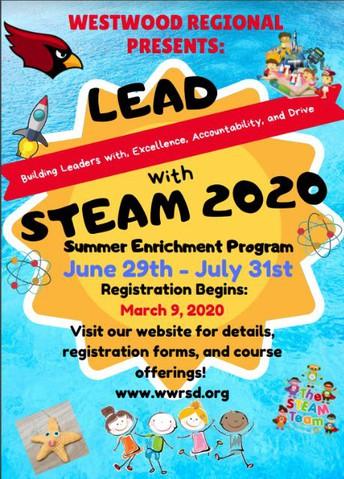 Westwood Summer Enrichment Program