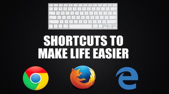 10 Shortcuts for Any Browser