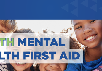 Youth Mental Health First Aid (REGISTER BY APRIL 5!)