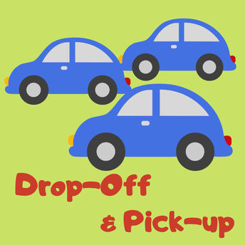 EPC Morning Parent Drop-Off - REMINDER