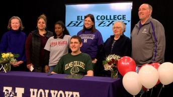 volleyball signings