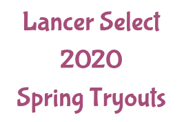Lancer Select 2020 Tryouts