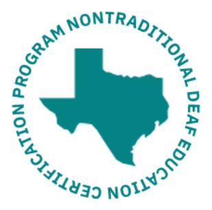 Non-Traditional Deaf Education Certification Program: Application NOW Open!