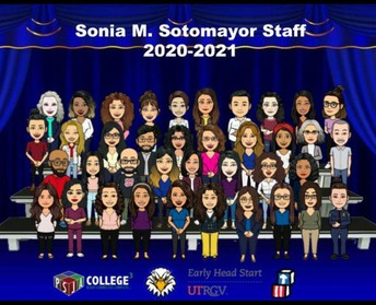 The Entire Sonia M. Sotomayor Staff
