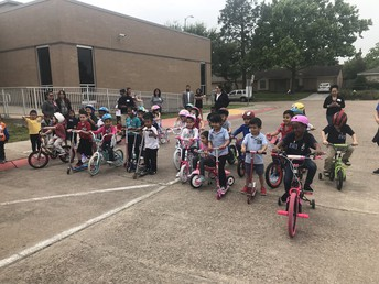 Pre-K Trike and Bike Day - April 12th