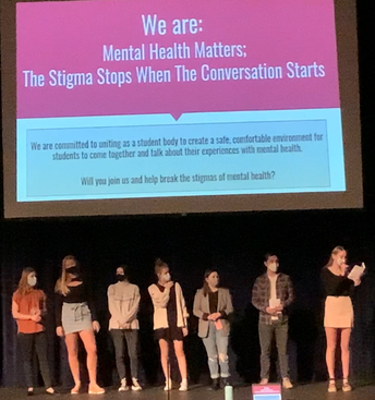 Students Launch Mental Health Group