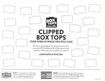 boxtops!