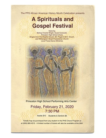African American History Month:  Spirituals and Gospel Festival