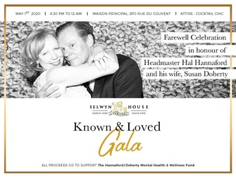 Known and Loved Gala - May 1