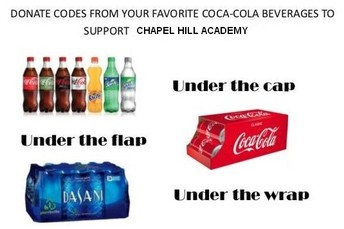 CHA Collects Coke Gives Codes