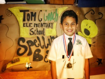 Congratulations Nicholas Flores
