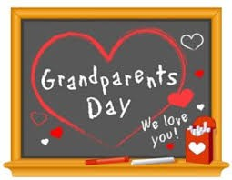 Grandparents Day Lunch Schedule