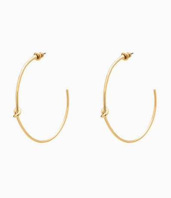 Simple Knot Hoops