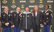Dominic Schneider for being selected to 2018 U.S. Army All-American Marching Band