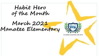 March's Habit Heroes