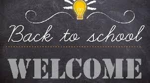 Back to School Night - 9/1