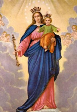 Mary Help of Christians patroness of Australia and of the Military Ordinariate