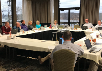 MoASSP BOARD OF DIRECTORS CONVENED FOR QUARTERLY MEETING...Votes to provide legal consultation and ELN access.