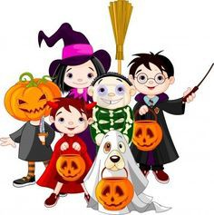 HAPPY HALLOWEEN! SPIRIT DAY THIS WEEK IS COSTUME DRESS UP DAY!