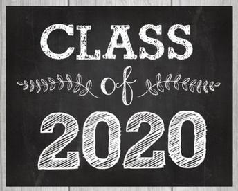 Class of 2020 News