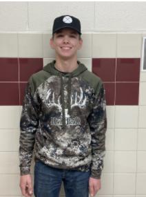 PE Student of the Month- Wyatt Mastin