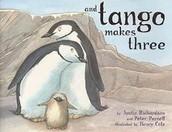 And Tango Makes Three by Justin Richardson